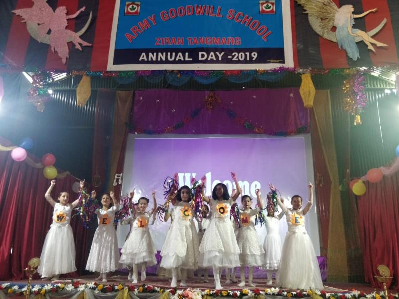 Annual Day was celebrated with enthusiasm, zeal and zest on 15th of Jul 19